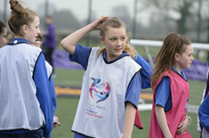 Female Football Development